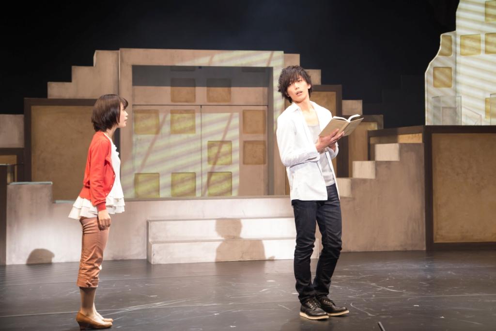 舞台版「八雲」