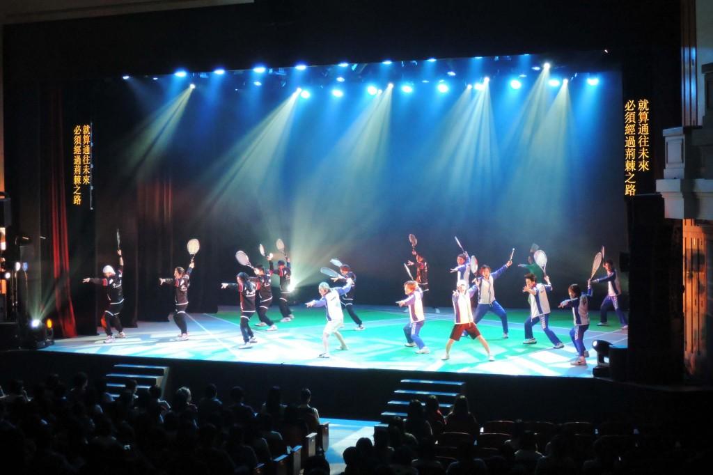 テニミュ 香港公演